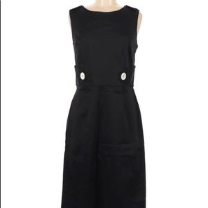 Bahari black dress